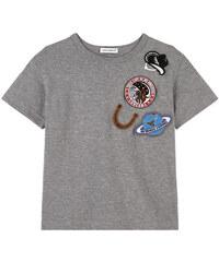 Dolce & Gabbana T-Shirt mit Patches
