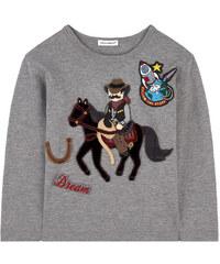Dolce & Gabbana T-Shirt mit Motiv Western