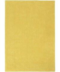 Hochflor-Teppich Heine Home gelb 1 - ca. 70/140 cm,10 - ca. 70/270 cm,2 - ca. 90/160 cm,3 - ca. 120/180 cm,4 - ca. 140/200 cm,5 - ca. 160/230 cm,6 - ca. 200/200 cm,7 - ca. 190/290 cm,8 - ca. 200 cm, r