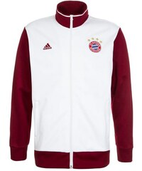 FC Bayern München 3S Trainingsjacke Herren adidas Performance weiß L - 54,M - 50,S - 46,XL - 58,XXL - 62