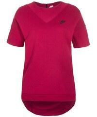 Damen Sportswear Tech Fleece Crew Sweatshirt Damen NIKE SPORTSWEAR rot L - 44/46,M - 40/42,S - 36/38,XL - 48/50,XS - 32/34