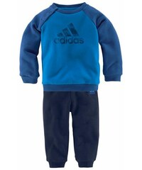 Jogginganzug INFANTS LOGO JOGGER adidas Performance blau 74,80,86,92,98,104