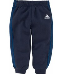 adidas Performance Jogginganzug INFANTS 3 STRIPES FULL ZIP HOODIE TRACKSUIT blau 62,68,74,80,86,92,98,104