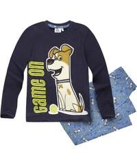 Pets (Secret Life of Pets) Pyjama blau in Größe 104 für Jungen aus 100% Baumwolle