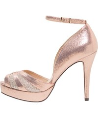Paco Mena IBAIZABAL Peeptoe even rose