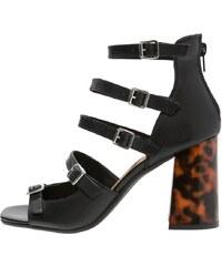 Miss Selfridge SUVA High Heel Sandaletten black