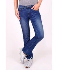 SAM 73 Dámské bootcut džíny PAWS16_02 blue - modrá