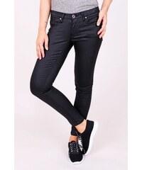 SAM 73 Dámské 7/8 skinny kalhoty s nižším sedem PAWS16_04 black - černá