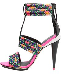 gx by Gwen Stefani RIDER High Heel Sandaletten tribal/ black