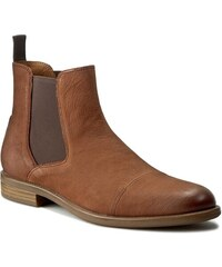 Kotníková obuv s elastickým prvkem VAGABOND - Salvatore 4264-150-27 Cognac