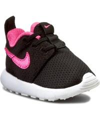 Boty NIKE - Nike Roshe One (Tdv) 749425 014 Black/Pink Blast/White
