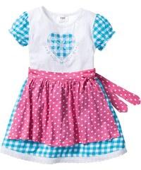 bpc bonprix collection Krojové šaty (2dílná souprava) bonprix