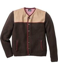 bpc selection Krojový pletený kabátek Regular Fit bonprix