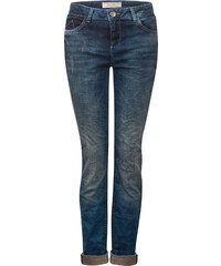 Street One Loose Fit Denim-Mika - tinted random bleach, Damen