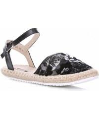 RaxMax dámské sandály černé