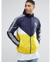 Adidas Originals - CRDO - Coupe-vent AY7730 - Bleu