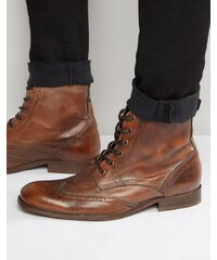Hudson London - Angus - Chaussures richelieu - Marron