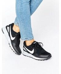 Nike - Air Pegasus - Baskets - Noir et blanc - Noir