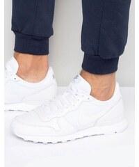 Nike - Internationalist Prm 828043-100 - Baskets - Blanc - Blanc