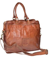 Campomaggi Lavaggio Handtasche Leder 37 cm Laptopfach