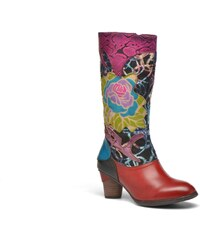 Laura Vita - Anabelle05 - Stiefeletten & Boots für Damen / mehrfarbig