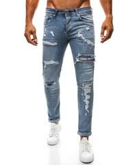 Fantastické roztrhané pánské džíny OTANTIK 347