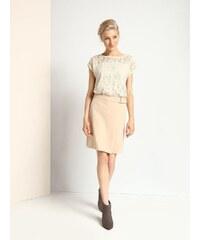 Top Secret Lady's Blouse Short Sleeve