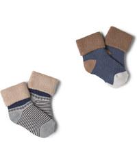 MANGO BABY 2er-Pack Gemusterte Socken