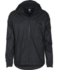 Nike Av15 Woven Hooded Zipper black/white