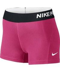 NIKE2 Dámské šortky Nike Pro Cool S RŮŽOVÁ - ČERNÁ