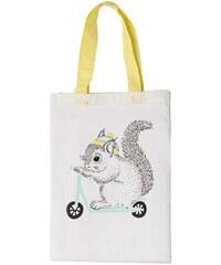 Bloomingville Dětská plátěná taška Squirrel