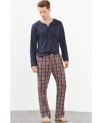 Esprit Pantalon tissé 100 % coton