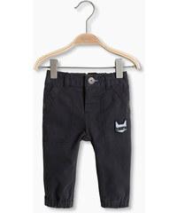 Esprit Měkké keprové kalhoty, 100% bavlna