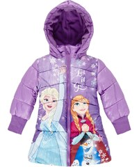 Disney Die Eiskönigin Winterjacke lila in Größe 104 für Mädchen aus 100% Polyester Futter: 100% Polyester