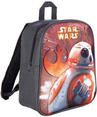 Star Wars-The Clone Wars Rucksack grau in Größe UNI für Jungen aus 100 % Polyester