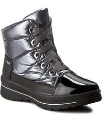 Schneeschuhe CAPRICE - 9-26201-27 Black/Silver 099