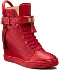 Sneakers R.POLAŃSKI - 0832 Czerwony Lico