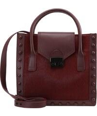 Loeffler Randall JR WORK Handtasche maroon