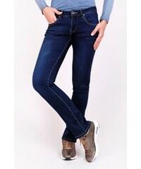 SAM 73 Dámské džíny ve stylu bootcut PAWS16_18 blue - modrá