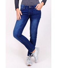 SAM 73 Dámské basic džíny s rovnými nohavicemi PAWS16_05 blue - modrá