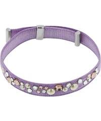 Miss Miss Picadilly - Bracelet en argent avec cristaux Swarovski®
