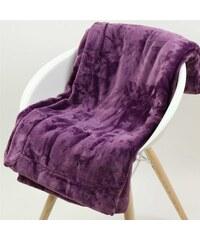 Dodo Couverture microfibre - violet
