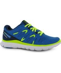 Karrimor Nike Air Pegasus Plus 29 Junior Running Shoes Blue/Navy