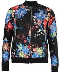 Golddigga Lightweight Bomber Jacket dámské Orient Floral