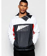 Nike - AV15 - Kapuzenjacke in Weiß 804334-100 - Weiß