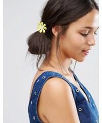 Suzywan DELUXE Suzywan - Barrettes à cheveux en crochet avec marguerite - Multi