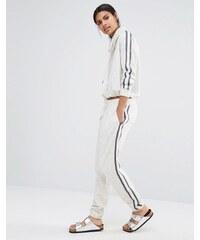 Y.A.S - Minna - Pantalon de jogging - Gris
