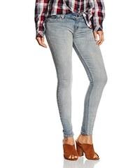 Toni Ellen Damen Jeanshose Bleached Style