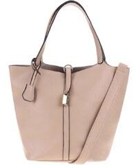 Béžová menší kabelka 2v1 Kris-Ana
