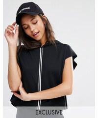 Adolescent Clothing Asolescent Clothing - Tres Fatigue - Casquette de baseball brodée - Noir